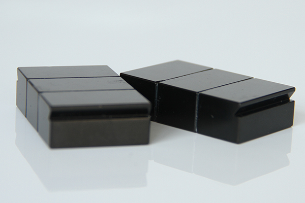 Laminated Magnet-Block Shape with Groove