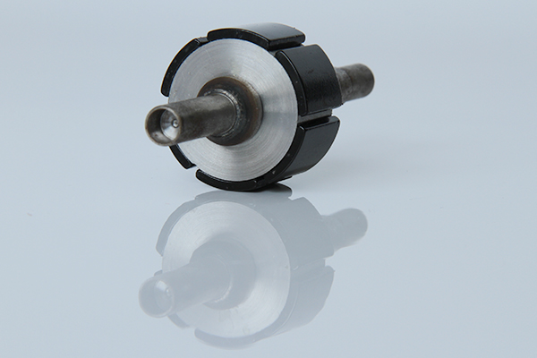 Magnetic Motor Rotor With Shaft