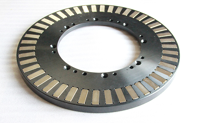 Flat Magnet Rotor Assembly