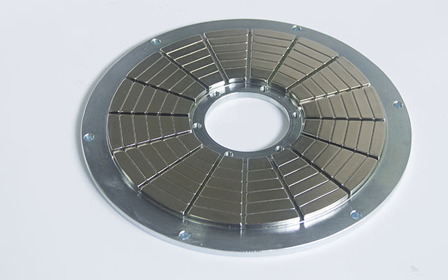 Magnetic Rotor of Disc Motor