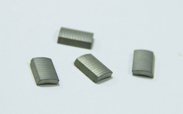 Smallest Arc Segment Magnets