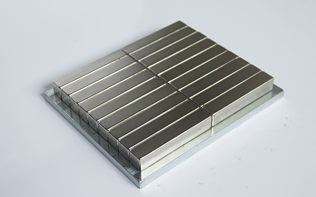 F165*140*8mm Strong Force Halbach Linear Array
